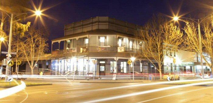 Aussie Hotel - Shepparton