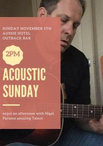 acousticsunday 05-11-2017